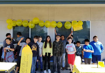 Lemonade Wars winners